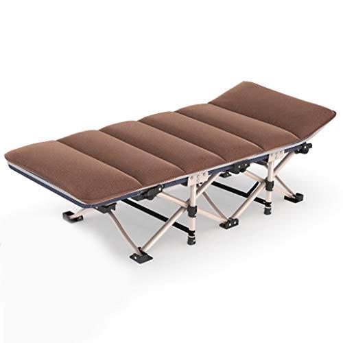 Chaises longues Lit de repos inclinables Chaise de relaxation Piscine Zero Gravity Chaise longue pliante Terrasse réglable Camping Plage (Couleur : Chair a+cushion a)