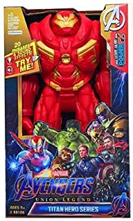 Super Hero Toys Avenge Figures for Kids Birthday Gift By PRIME TECH ™ (Old Iron)