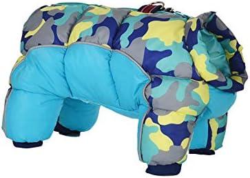 Funlife-Shop - Pet de camuflaje impermeable y cold-proof, para ropa de cama pequeña, cálida y moderna en el interior F-4XL