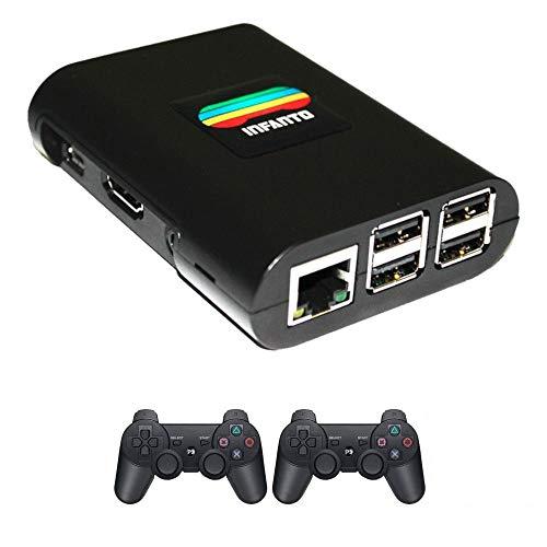 Vídeo Game Retro com 14 MIL Jogos 32GB com 2 Controles