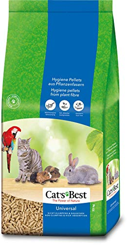 Cat\'s Best 28428 Universal Katzenstreu, 40 Liter