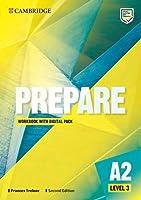 Prepare Level 3 Workbook with Digital Pack (Cambridge English Prepare!)