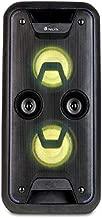"""NGS WILDJAM - Altavoz portátil USB/SD/Bluetooth/Radio FM con Doble subwoofer de 5,25"""" y 120W de Potencia"""