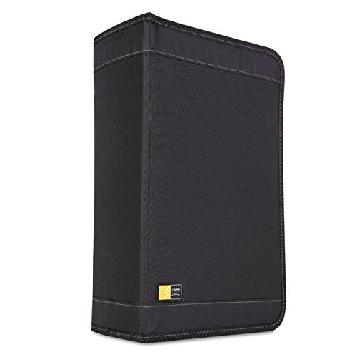 Case Logic CDW-128T CD Wallet (Black, 136)