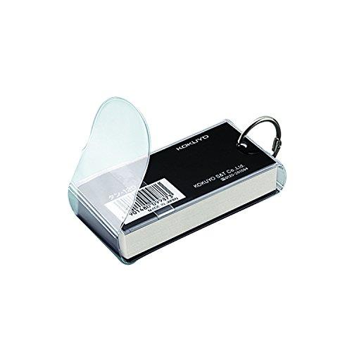 コクヨキャンパス単語カードカバー付表紙サイズ大長60枚タン-120