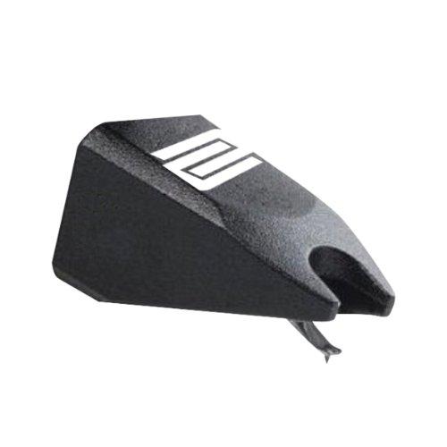 Reloop Aguja Stylus Repuesto para cápsula OM Black, Negro (AMS)