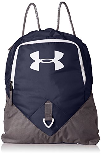 Under Armour Undeniable Sackpack, Midnight Navy (410)/White, One Size Fits All