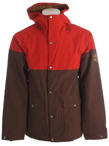 Bonfire Herren Snowboard Jacke Tanner Jacket