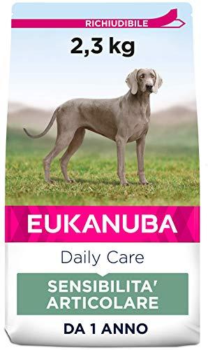 EUKANUBA Daily Care Alimento Secco per Cani Adulti con articolazioni sensibili - 2300 g