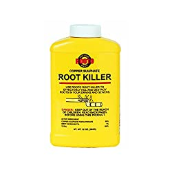 Best Sewer Line Root Killer Copper Sulfate
