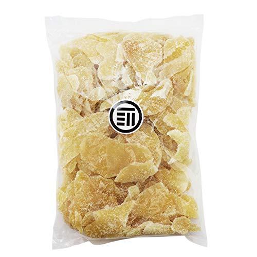 老舗 生姜糖 1kg しょがとう 昔ながらがの しょうが糖 肉厚でしっかり生姜の味 からだポカポカ温まる 昔からのお茶菓子 ドライフルーツ 専門店の生姜糖 ジンジャー