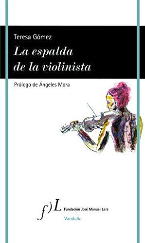 La espalda de la violinista (VANDALIA)