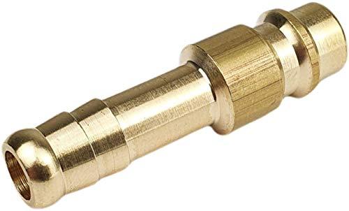 Druckluft Kupplungsstecker Tülle Schlauchanschluss 6mm