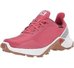 Salomon Alphacross GTX Zapatillas De Trail Running Impermeable Para Mujer: Amazon.es: Zapatos y complementos