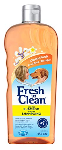 Fresh 'n Clean Lambert Kay Scented Dog Shampoo, 18...