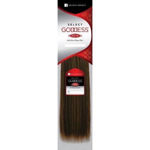 Goddess Select 100% Remi Human Hair 10' 1B