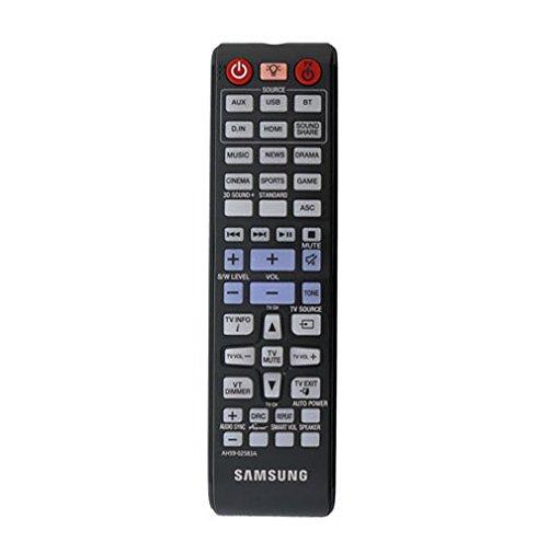 professionnel comparateur Télécommande de barre de son Samsung HW-H750 / XU – avec deux piles AAA 121AV choix