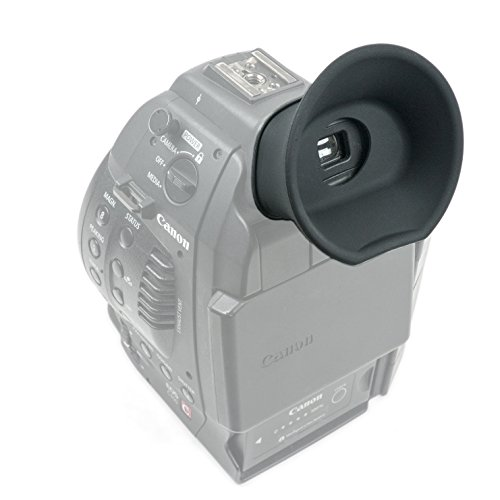 G-Cup EVF Eyecup Replacement for Canon C100