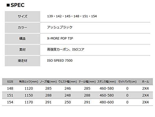 20-212021YONEXヨネックスACHSEアクセスノーボード板