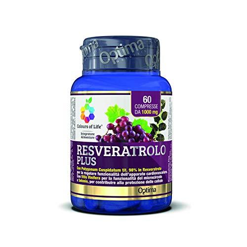 Optima Resveratrolo Plus, 60 Compresse