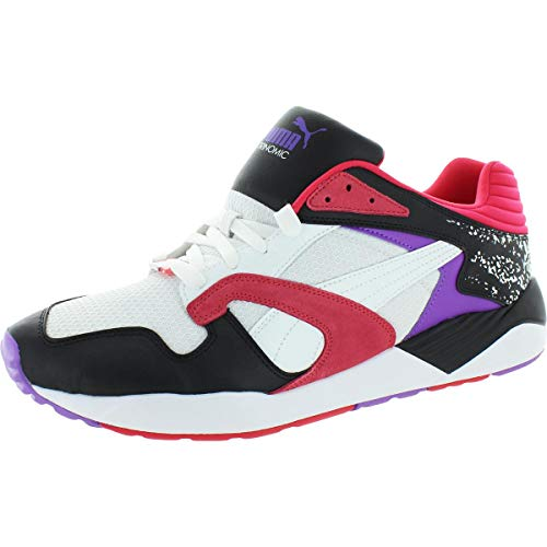 PUMA Mens Trinomic Xs-850 Sneakers Shoes Casual - White - Size 10.5 D