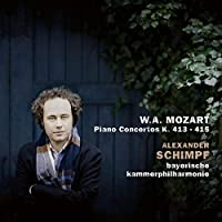 Piano Concertos 413-415