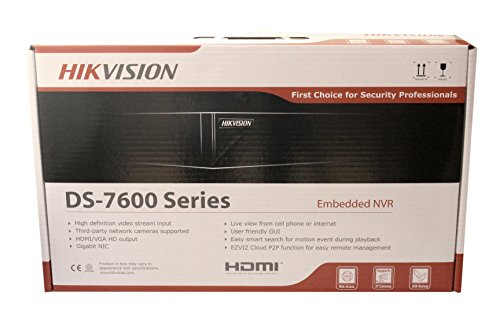 4 channel nvr security system