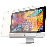 極上 iMac 21.5 インチ PC21-23インチワイドまで対応 ブルーライトカット 液晶画面保護 フィルター 取外し自由 プロテクター Agrado
