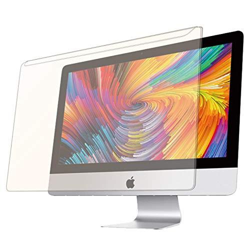 【2020新型iMac対応】極上 iMac 21.5 インチ PC21-23インチワイドまで対応 ブルーライトカット 液晶画面保護 フィルター 取外し自由 プロテクター Agrado