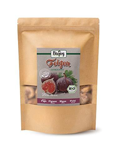 Biojoy Figues sèches BIO, non-soufrées et non-sucrées (1 kg)