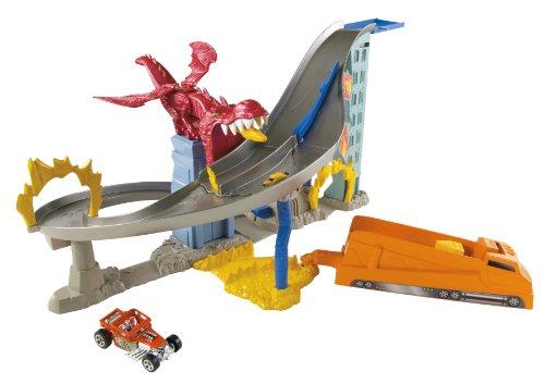Hot Wheels Ensemble Dragon Destroyer.