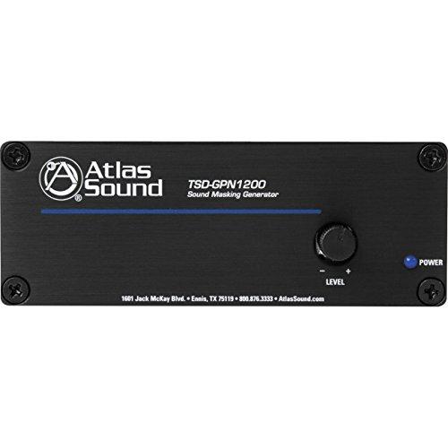 Atlas GPN1200K Sound Sound Masking Generator Kit. Buy it now for 264.99