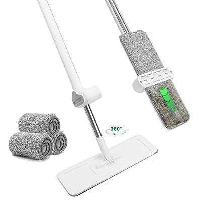Microfiber Mop for Floor Cleaning - Self Wringi...