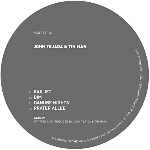 John Tejada & TIN MAN