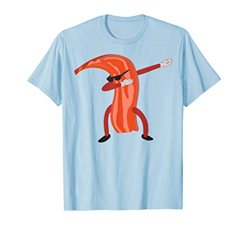 Dabbing Bacon Shirt | Cool Dainty Cut of Pork T-shirt Gift