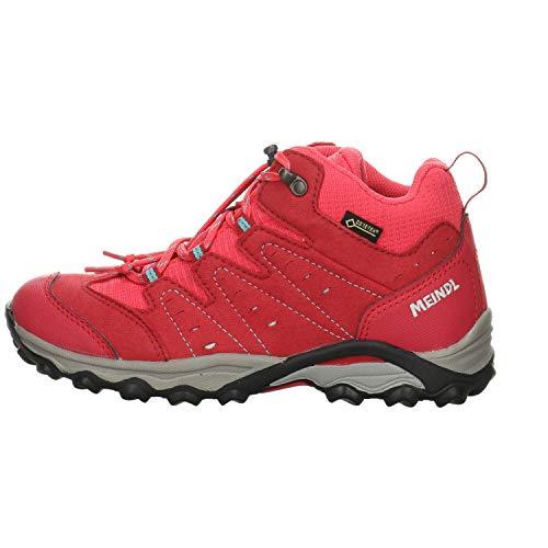 Meindl Mädchen Boots Tuam Junior Trekkingschuh Kombi rot Gr. 39