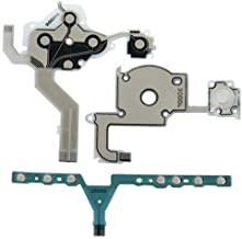 OSTENT Direction Cross Button Left Key Volume Right Keypad Flex Cable Compatible for Sony PSP 3000
