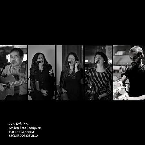 Las Delaires & Amilcar Soto Rodriguez feat. Leo Di Angilla
