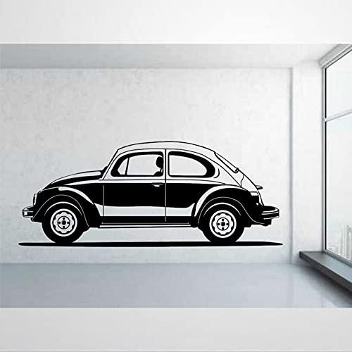Clásico vintage coche calcomanía Cita Pared Adhesivos Adhesivos Extraíbles Vinilo Pegatinas DIY Arte Decoración de Pared Mural Arte Decoración de Pared Decoración del Hogar BI270