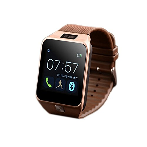 ParaCity Smartwatch Bluetooth Sports Armbanduhr f. iPhone 6plus iPhone 6 5s 4s,Samsung HTC Android Smartphone