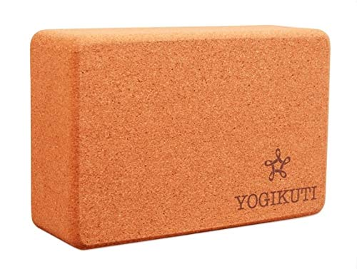 Yogikuti Yoga Cork Block (Standard)
