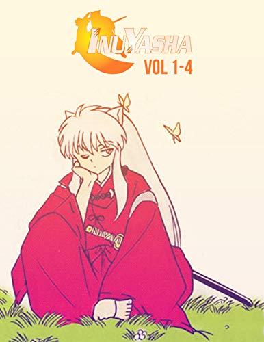 Inu yasha: inuyasha animanga box set complete vol 1 4 manga fan (English Edition)