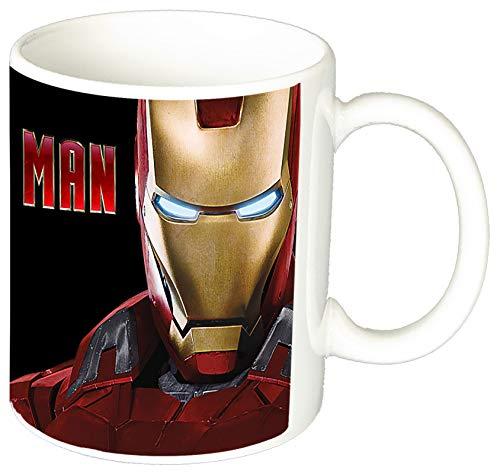 MasTazas Iron Man Los Vengadores The Avengers C Taza Ceramica 11 oz ≈ 325 ml
