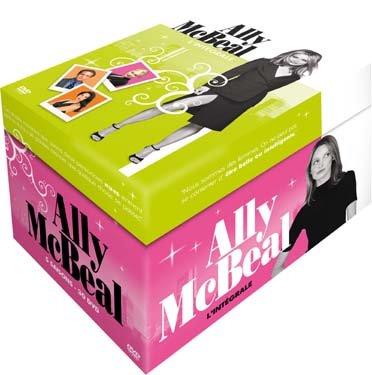 Ally McBeal-L'intégrale de la série [Édition Limitée]