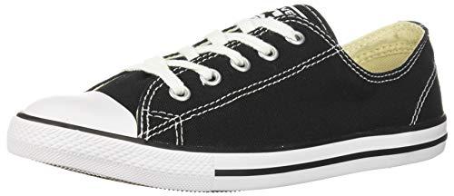 Converse Damen All Star Dainty Ox Sneaker, Schwarz (Noir), 36 EU