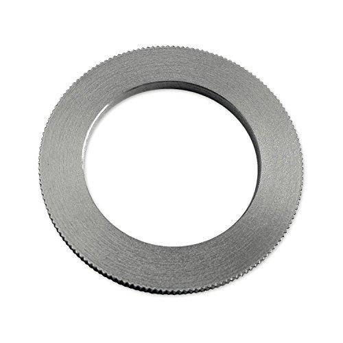 Eberhard 979RE3028 Reduzierring gerändelt für Kreissägeblätter aus Stahl, 30/28 mm, 30/28