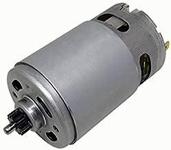 13 Teeth Motor RS 550VC 8518 10.8V 12V Replace for BOSCH GSR10.8-2-LI GSR12-2-LI GSR10.8V-LI GSR12-LI PS21 GSR10.8V-LI-2-2-LI GSB12V-15 PS130 GSB1080-2-LI GSB120-LI GSB1200-2-LI GSR120-LI