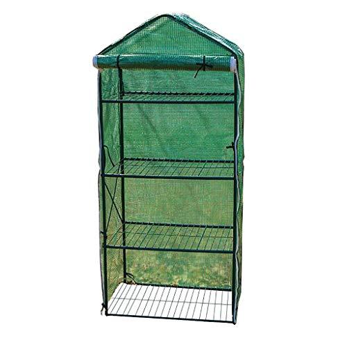 Serres Mini Plastique PVC, for l'intérieur extérieur Herb Flower Garden Balcon Planteur Fleur Portable for Le Jardin arrière