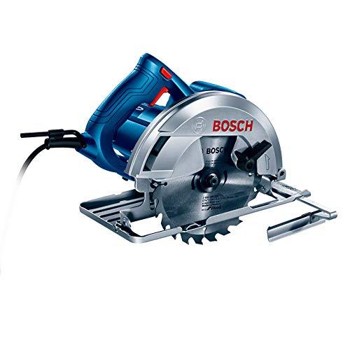 Serra circular manual Bosch GKS 150 1500w 127v com disco