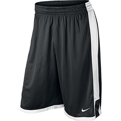 Nike Herren Shorts Team Post Up Poloshirt, Tough Red/Anthracit, XL